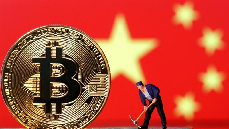 China wants to ban Bitcoin Mining